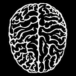 Symbol Gehirn